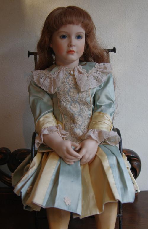 海外のお人形