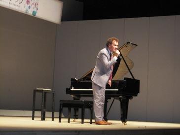 ミハウ先生トークコンサート