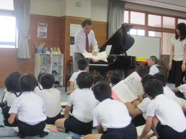 学校クラスコンサート2