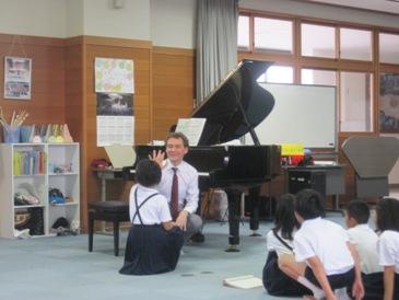 学校クラスコンサート3