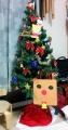 手作りクリスマスツリー!!