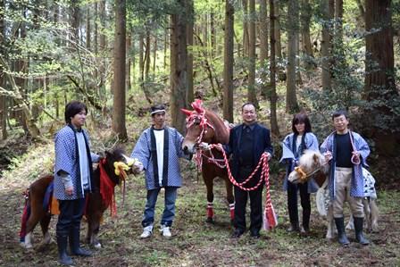 馬頭観音祭