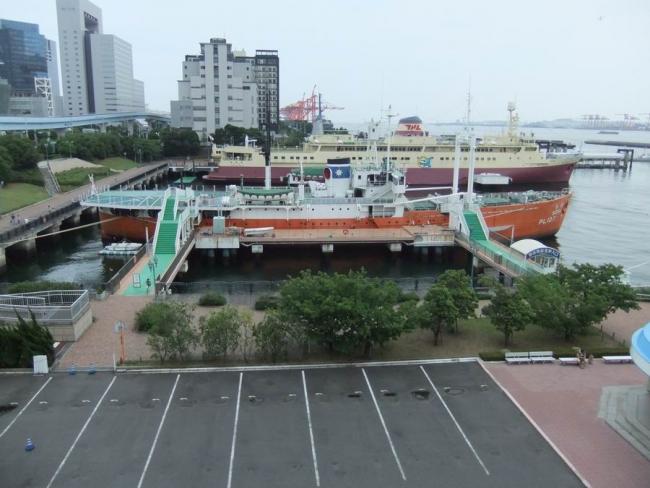 船の科学館4