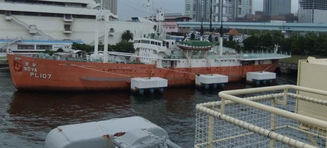 船の科学館10