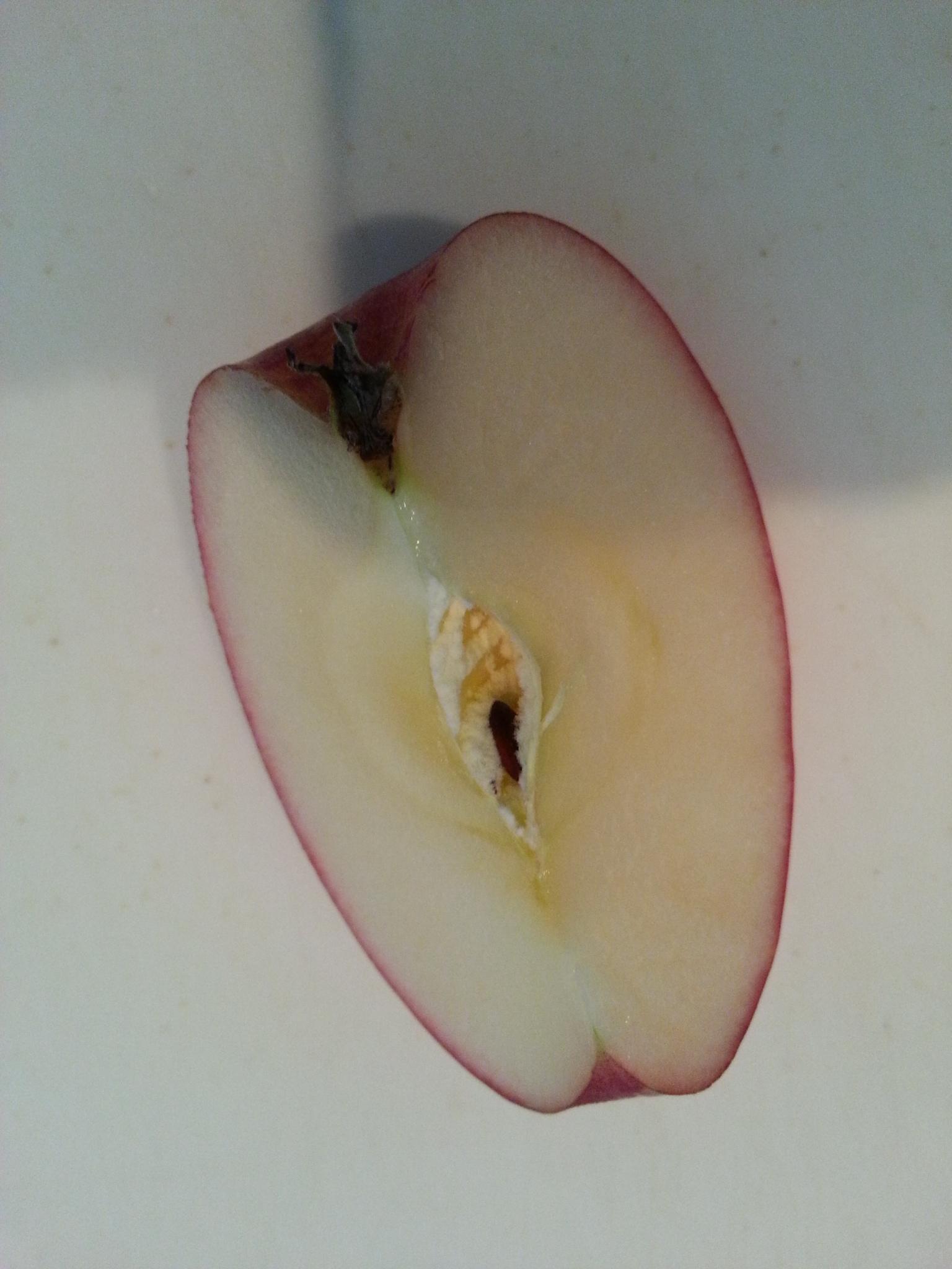 20150601_切ったリンゴ