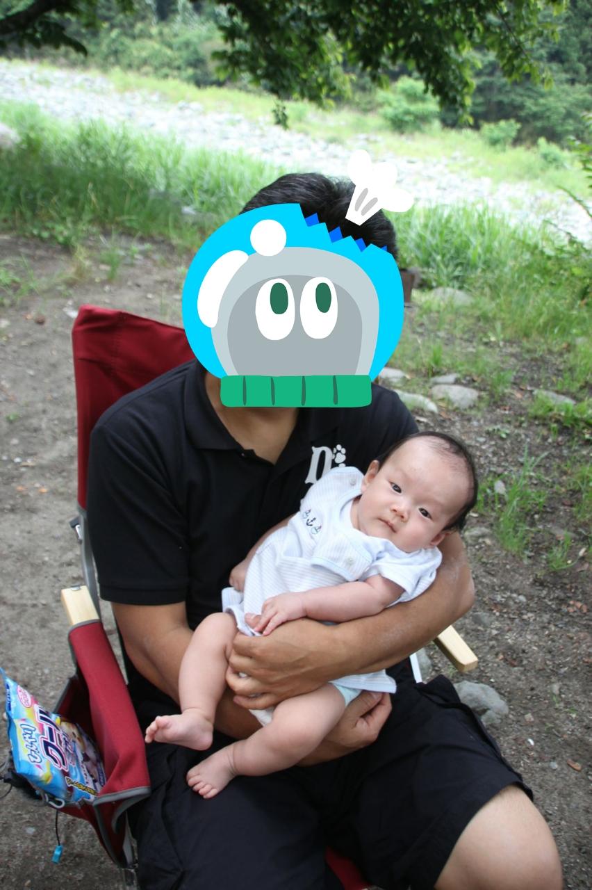 20150613-レッドと赤ちゃん