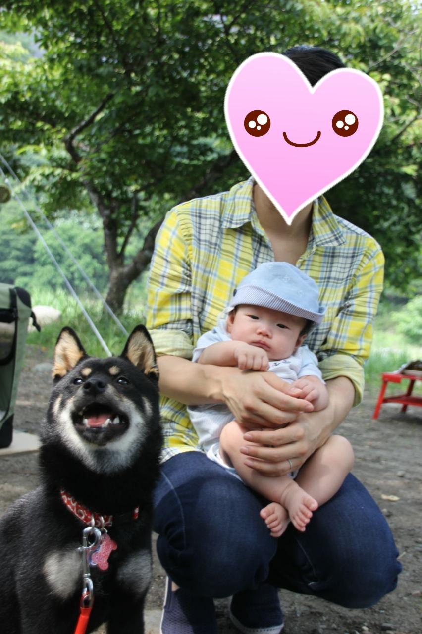 20150613-甜と赤ちゃん