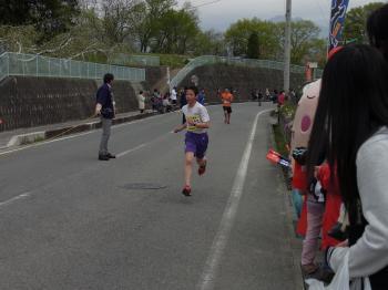 27年勝行 マラソン