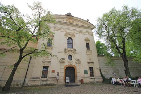 ストラホフ修道院2015-1