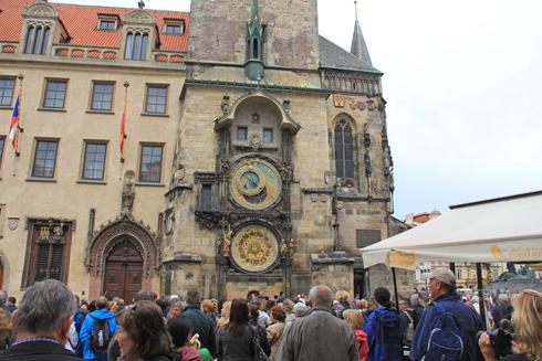 旧市庁舎時計台2015-5