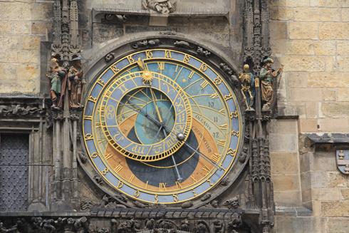 旧市庁舎時計台2015-6
