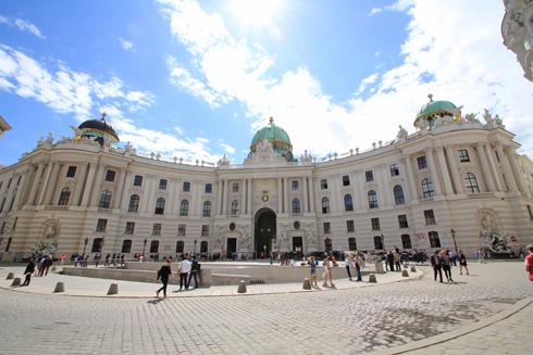ウィーン王宮2015-2