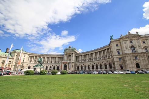 ウィーン王宮2015-5
