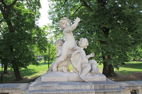 ウィーン王宮2015-10