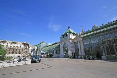 ウィーン王宮2015-16