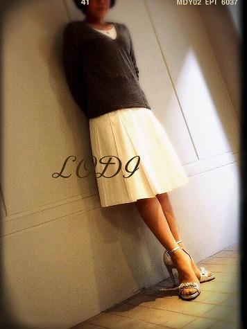 20150419西原さんLODIサンダル
