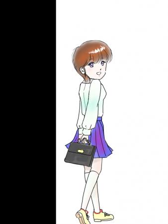 学生服少女
