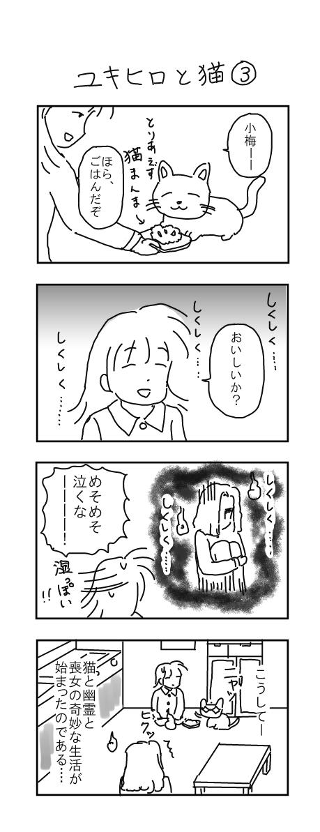 ユキヒロと猫3