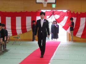 卒業式15-1