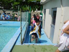 水泳56年156-1