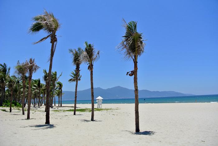 ダナン旅行記 その2 ミーケービーチ2