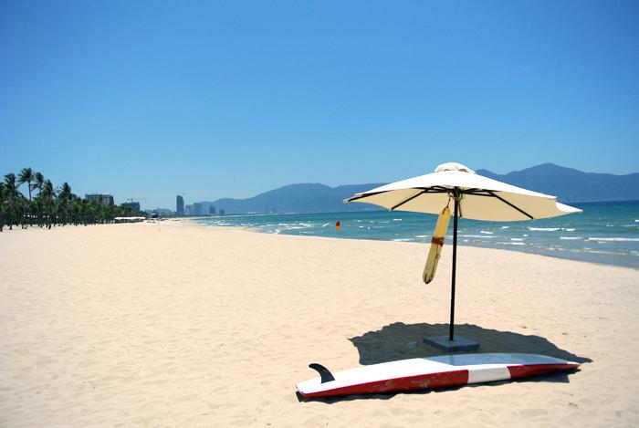ダナン旅行記 その2 ミーケービーチ3