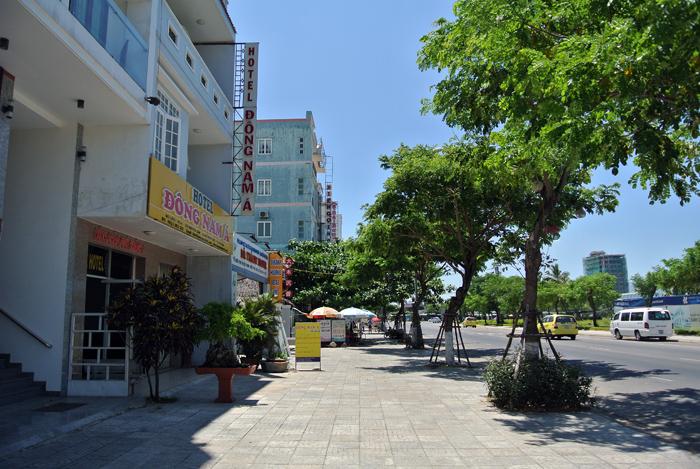 ダナン旅行記 その2 ミーケービーチ6