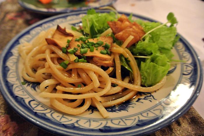 ダナン旅行記 その3 ナイト・ホイアン散策ツアー サクラレストラン 料理3