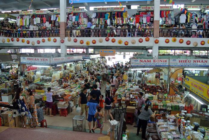 ダナン旅行記 その6 ハン市場