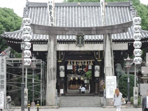 櫛田神社①
