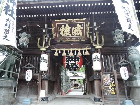 櫛田神社②