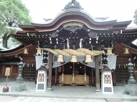 櫛田神社④