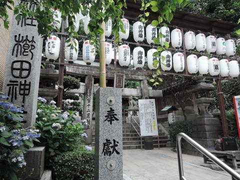 櫛田神社⑤