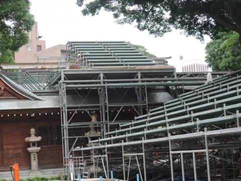 「博多祇園山笠」準備風景⑦