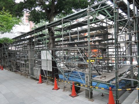 「博多祇園山笠」準備風景⑪