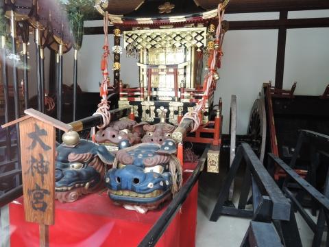 「博多祇園山笠」準備風景⑭