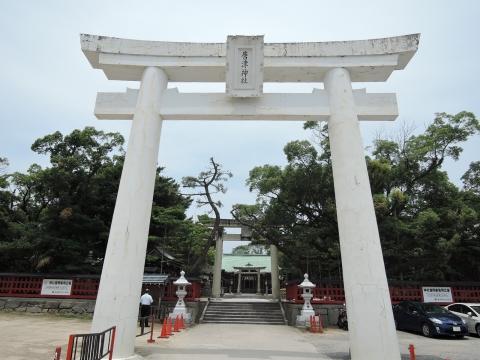 博多駅バスターミナル➯唐津曳山展示場③
