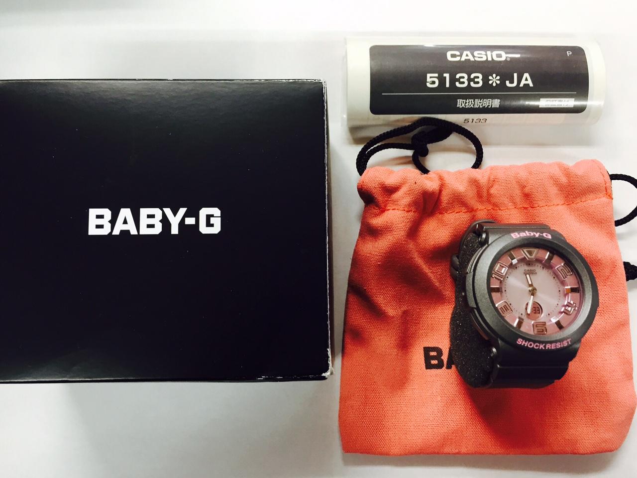 Baby-G BGA-1601-8BJF