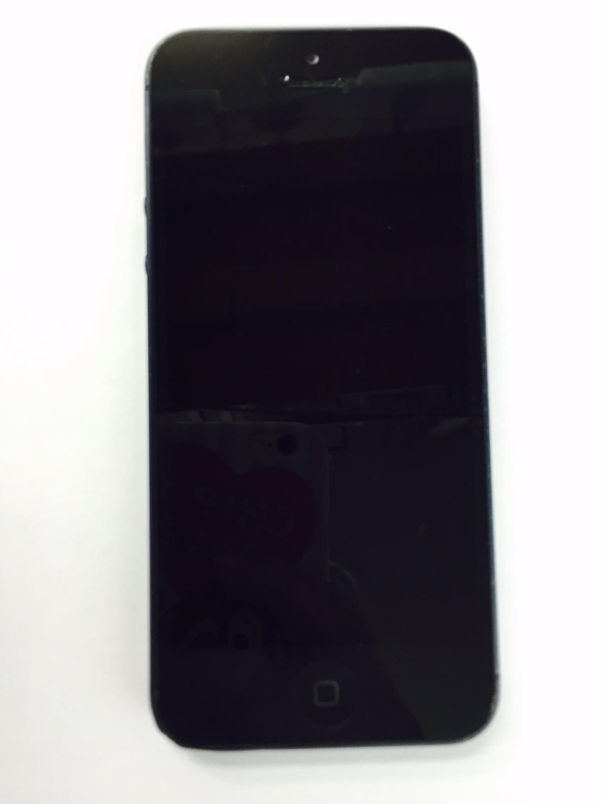 iPhone5 32GB ソフトバンク 白ロム