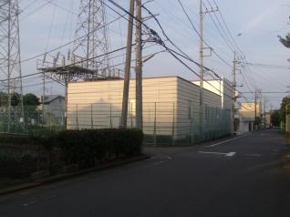 愛川変電所