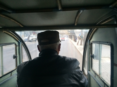 3輪タクシー