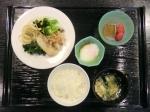 仙台のホテルのブッフェ朝食