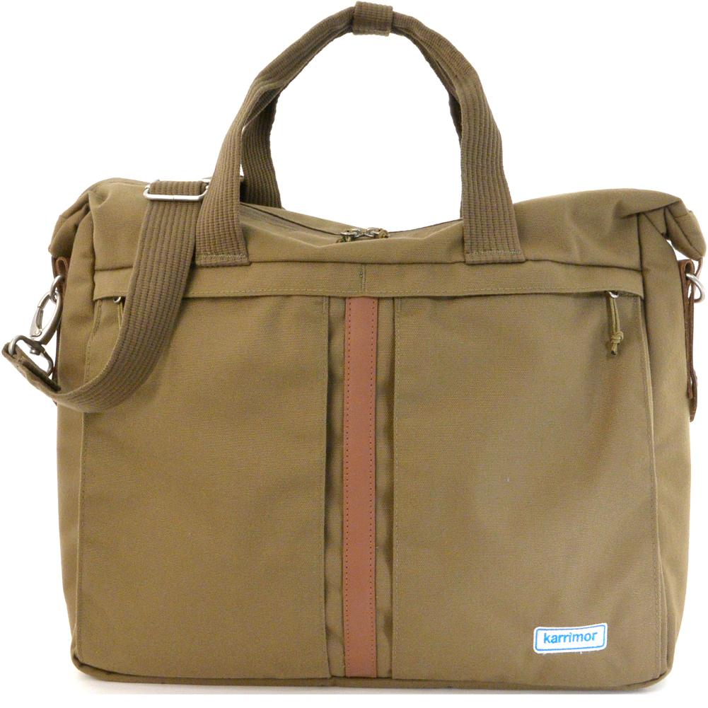 karrimor AC zip tote トラベル 旅行バッグ サブバック トートバッグ 旅 ショルダーバッグ カリマー