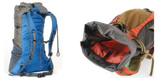 GRANITE-GEAR-VIRGATE-26-旅 トラベル 旅行バッグ ザック サブバック--バックパック リュック