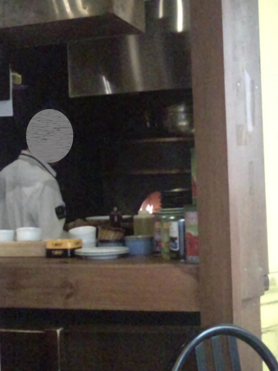 DROP 中目黒店(厨房)