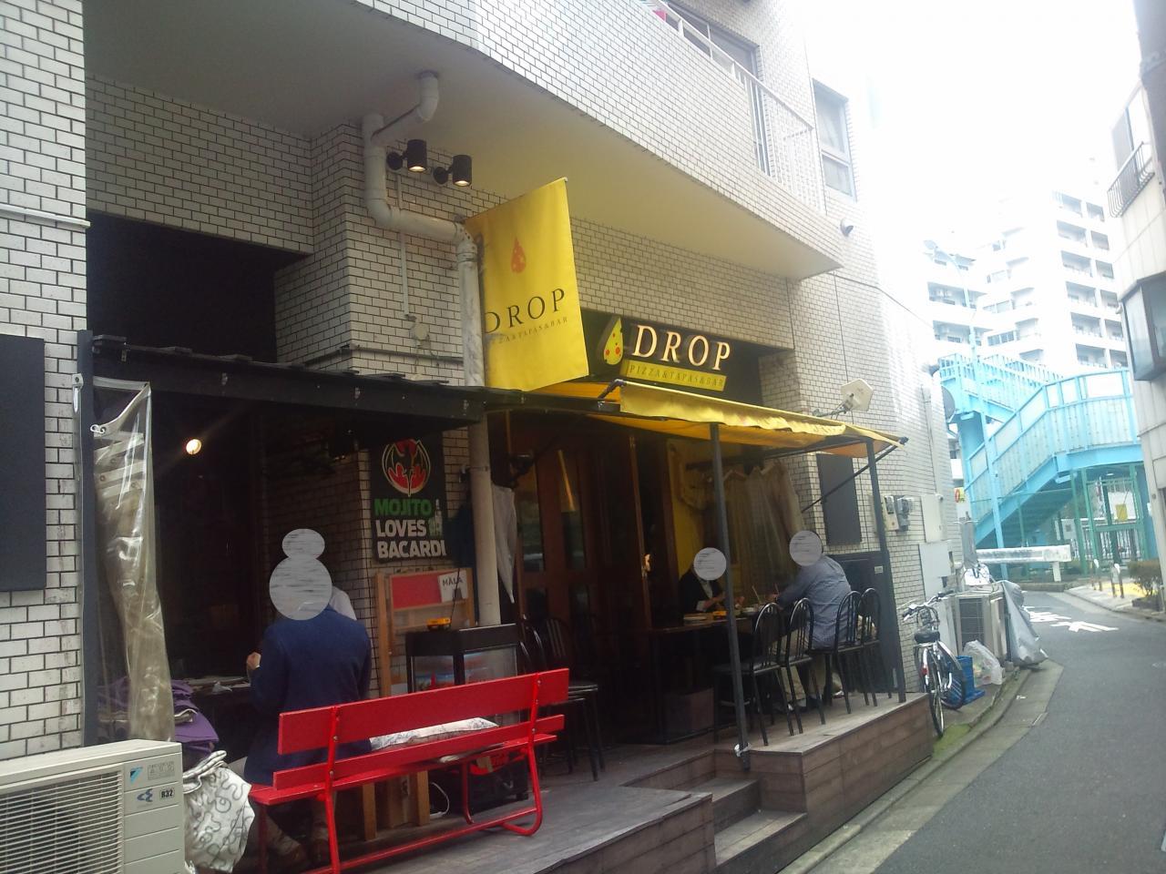 DROP 中目黒店(店舗外観)