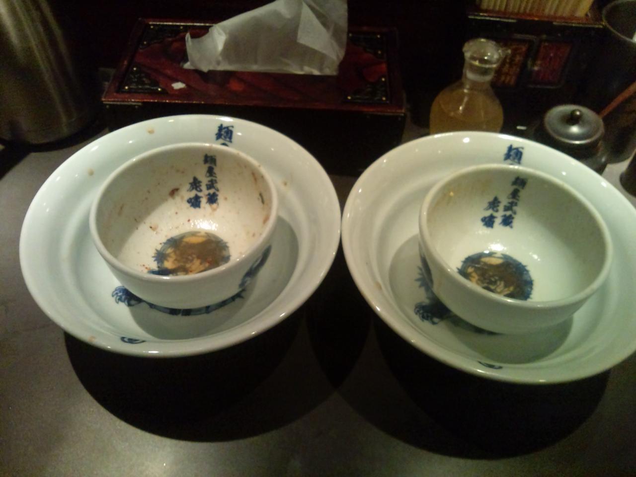 麺屋武蔵虎嘯(つけ麺)