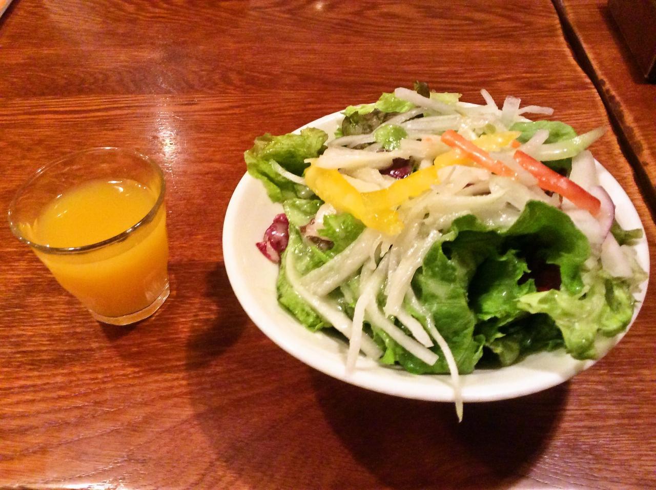 俺のハンバーグ山本赤坂見附(料理)