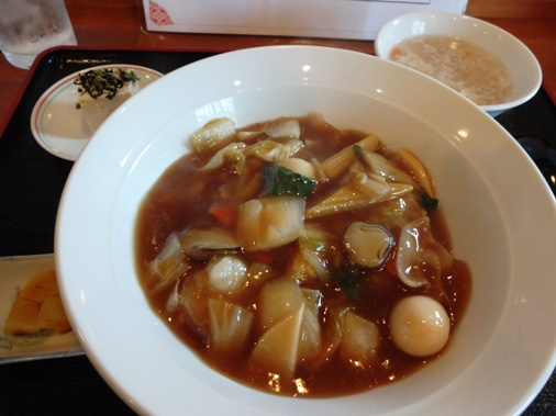 DSC02614 - 湖南楼 中華丼
