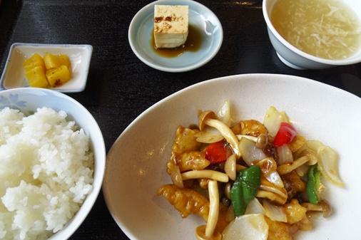 DSC04616 - 揚げ魚の甘辛炒め